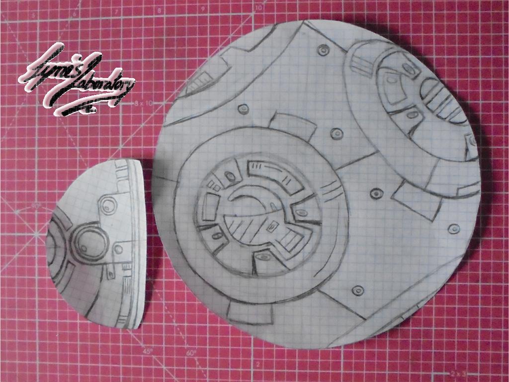 Como hacer a BB-8