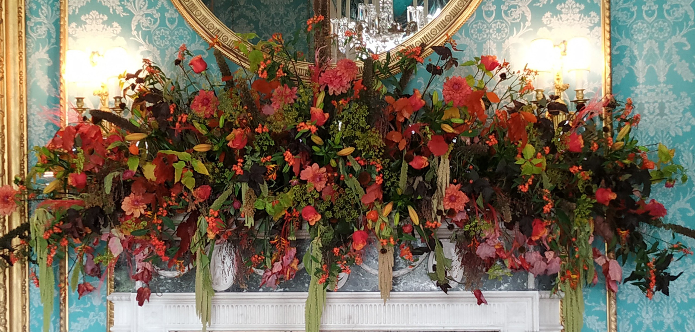 Mosaico mixmedia Halloween